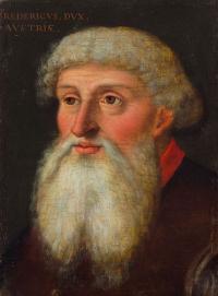 Fredericus Dux Austria